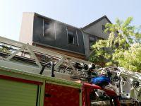 Feuer in Wohnung
