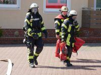 Entstehungsbrand in Seniorenwohnheim