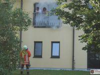 Einsatz- und Evakuierungsübung
