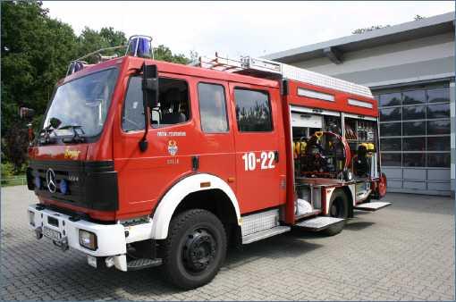 Florian Celle 10/47/3 – Löschgruppenfahrzeug LF 16/12