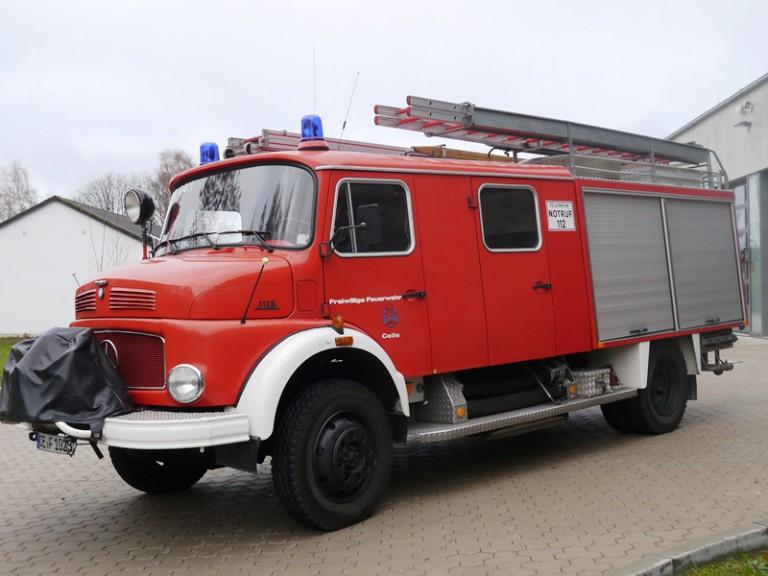Florian Celle 10/44/1 – Löschgruppenfahrzeug LF 16 TS