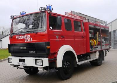 Florian Celle10/47/2 -LöschgruppenfahrzeugLF 16