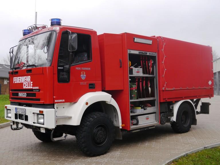 Florian Celle 10/62/1 – Schlauchwagen 2000