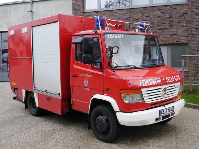 Florian Celle 10/64/1 – Gerätewagen Logistik 1