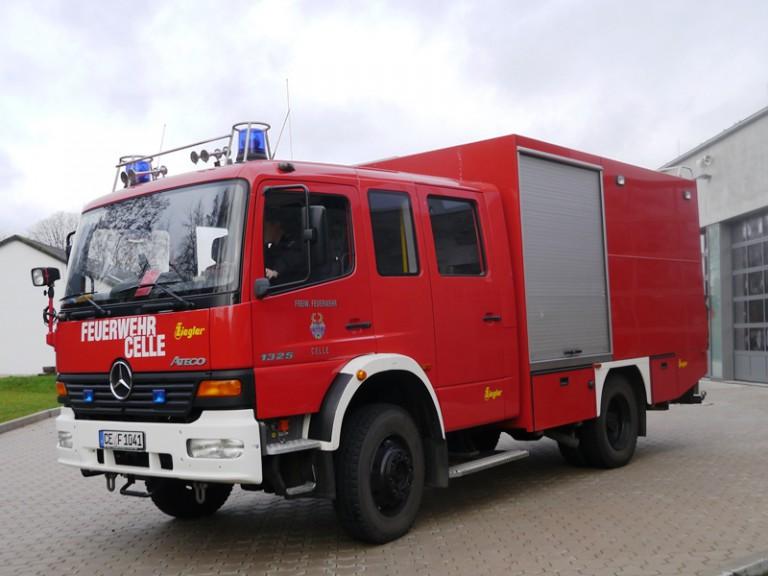 Florian Celle 10/68/1 – Gerätewagen Logistik 2 / Gerätewagen Öl