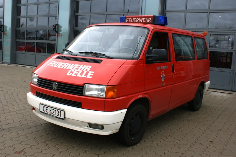 Florian Celle 10/69/1 – Gerätewagen Transport