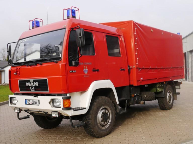 Florian Celle 10/72/1 – Gerätewagen Dekon P