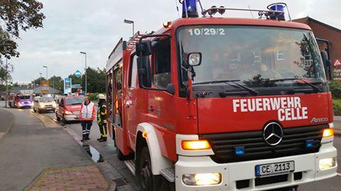 Brandgeruch in Alten- und Pflegeheim