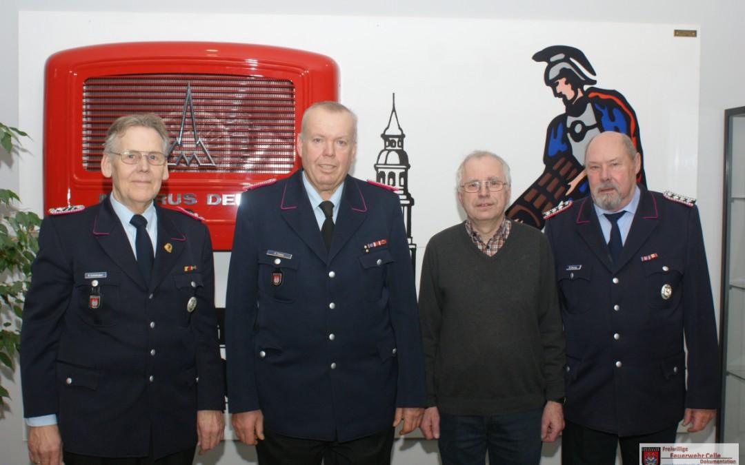 Neuwahlen im Reservezug der FF Celle-Hauptwache