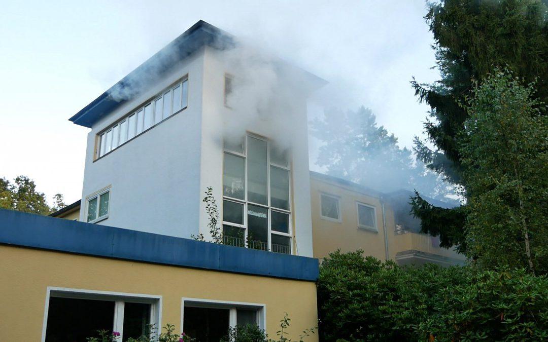 Einsatzübung in Behinderten-Wohnheim *Video*