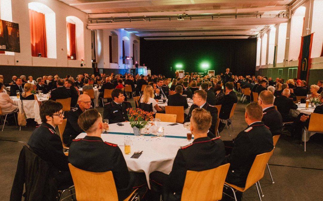 Stiftungsfest zum 155jährigen Bestehen der Ortsfeuerwehr Hauptwache!
