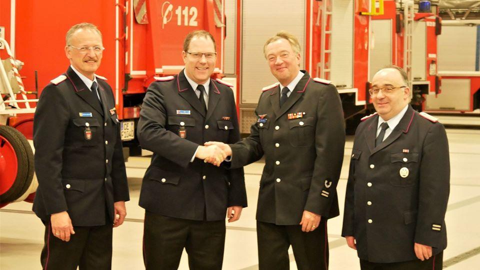 Jan Höner zu Guntenhausen neuer stellvertretender Stadtbrandmeister