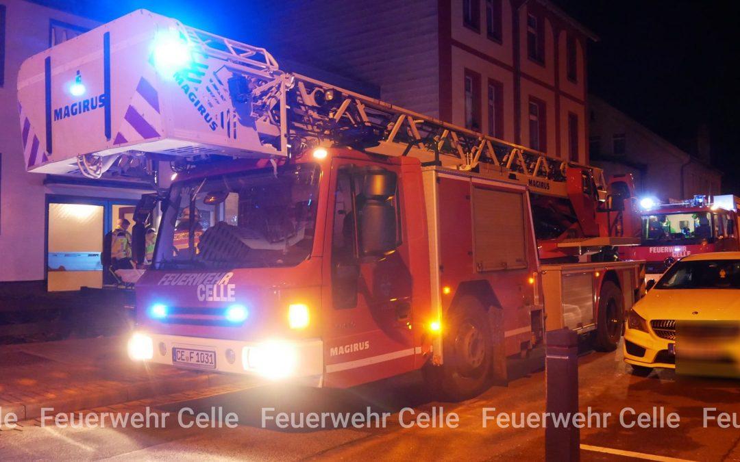 Steife Brise über Celle – Rückblick auf die letzte Woche