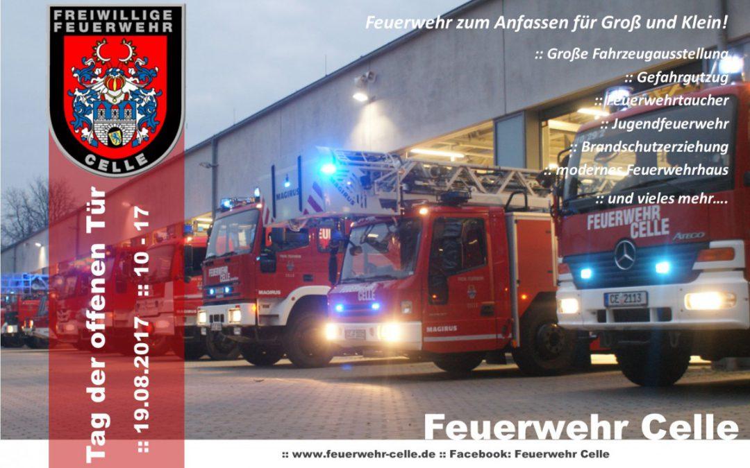 Tag der offenen tür 2017  Tag der offenen Tür 2017 | Freiw. Feuerwehr Celle