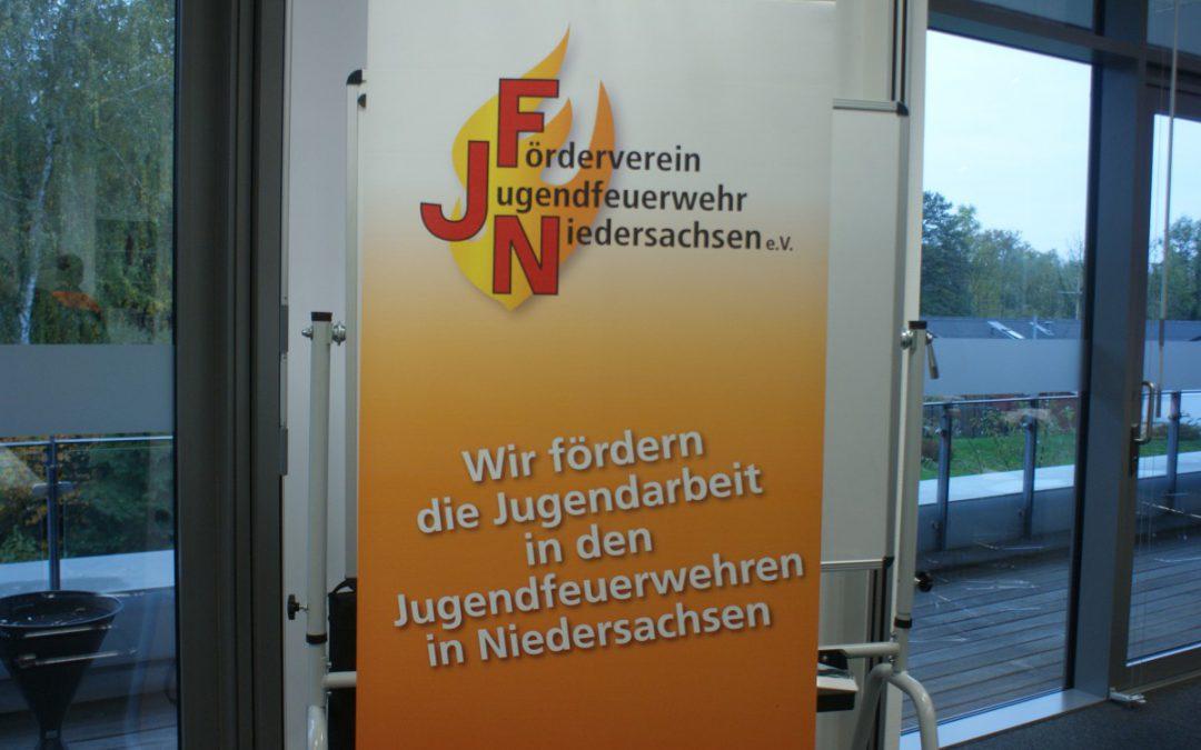 Festakt zum 25jährigen Bestehen des Fördervereins der Niedersächsischen Jugendfeuerwehr