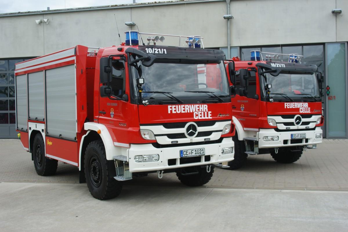 Florian Celle 10/21/1 – Tanklöschfahrzeug 3000