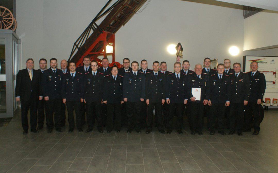 Mitgliederversammlung der FF Celle-Hauptwache