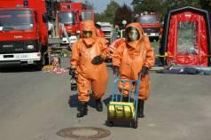 Chemie- und Strahlenschutzzug