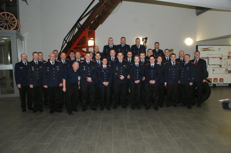 23 % mehr Einsätze – Jahreshauptversammlung der Freiwilligen Feuerwehr Celle – Hauptwache
