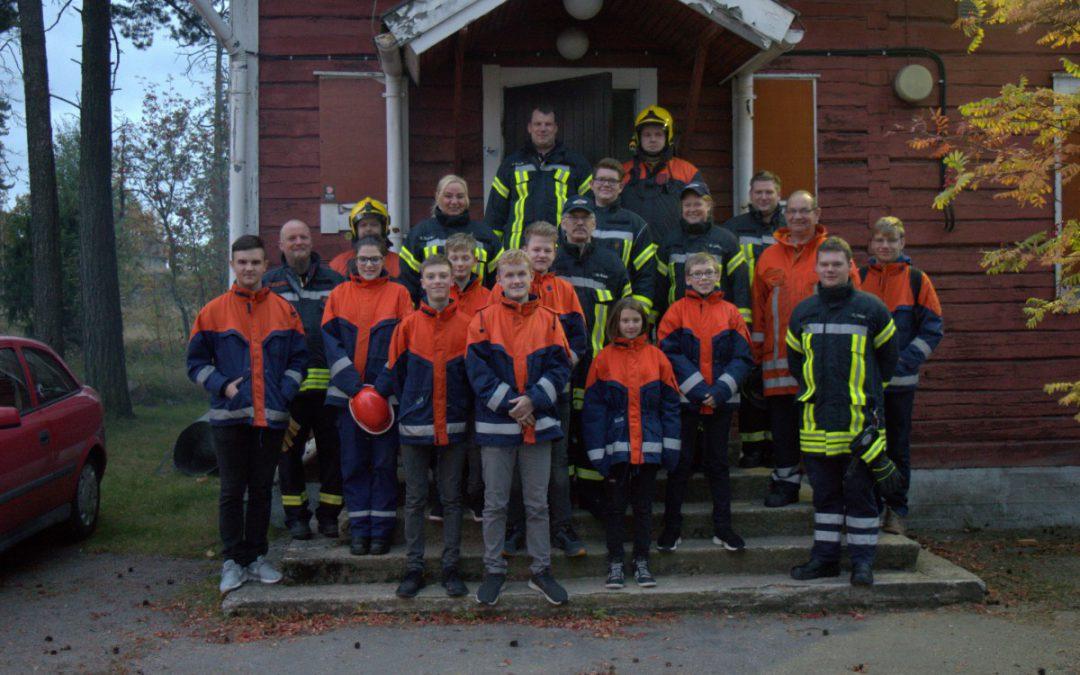 Kiitos Suomi – Mit der Jugendfeuerwehr Altenhagen nach Finnland