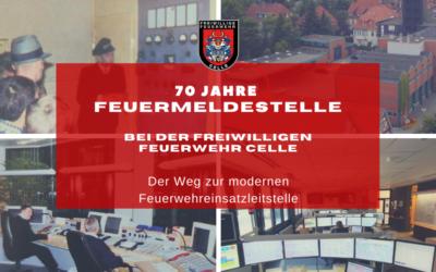 70 Jahre Feuermeldestelle Celle