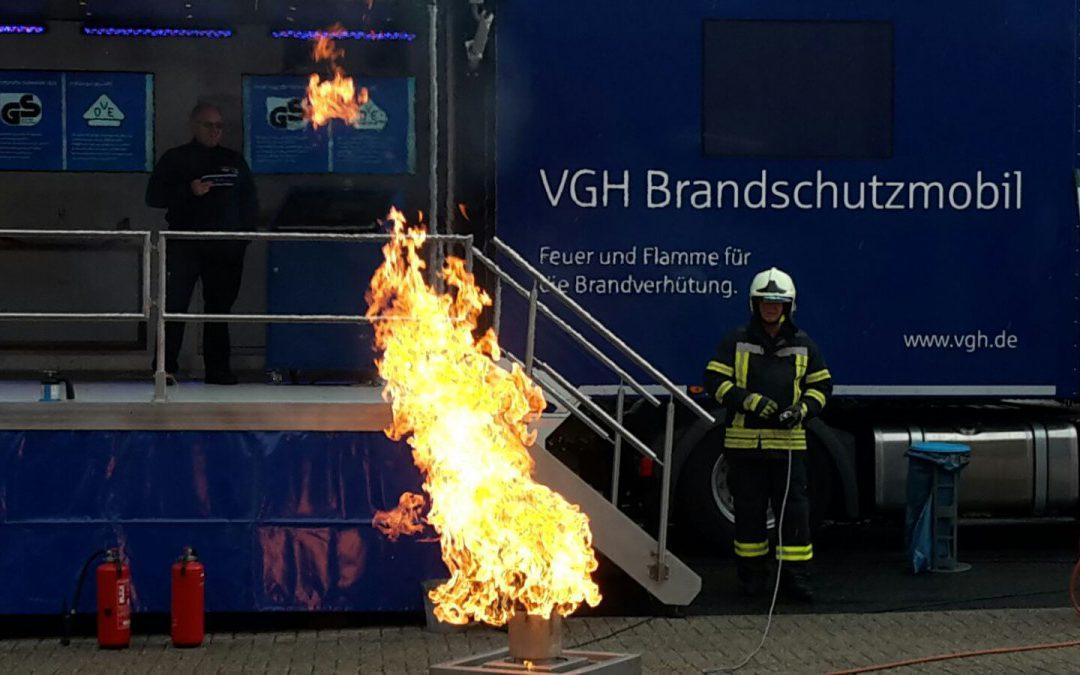 Tag der Feuerwehr in Scheuen
