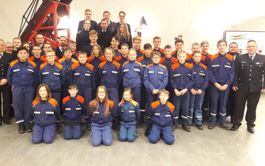 Jahreshauptversammlung der Jugendfeuerwehr Celle-Hauptwache