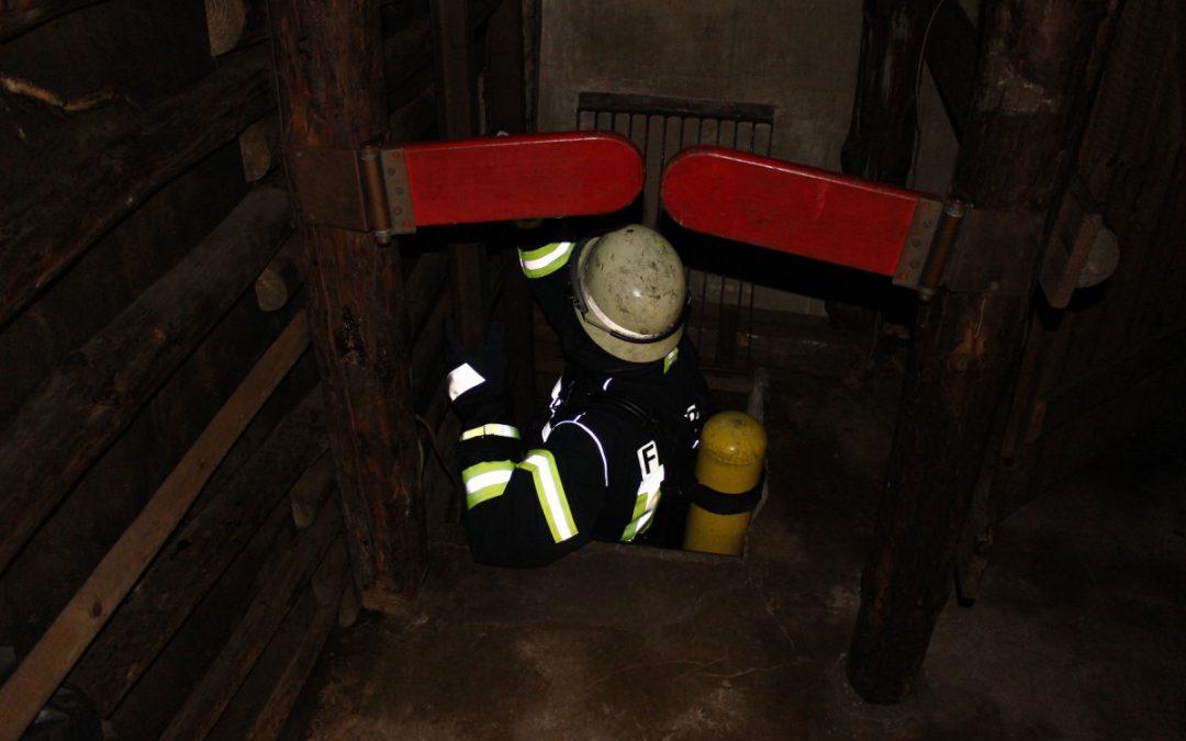 Altenceller Feuerwehr übt in Salzgitter