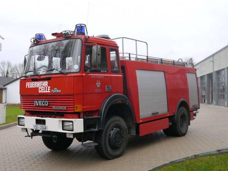 Florian Celle 10/26/1 – Tanklöschfahrzeug TLF 24/50