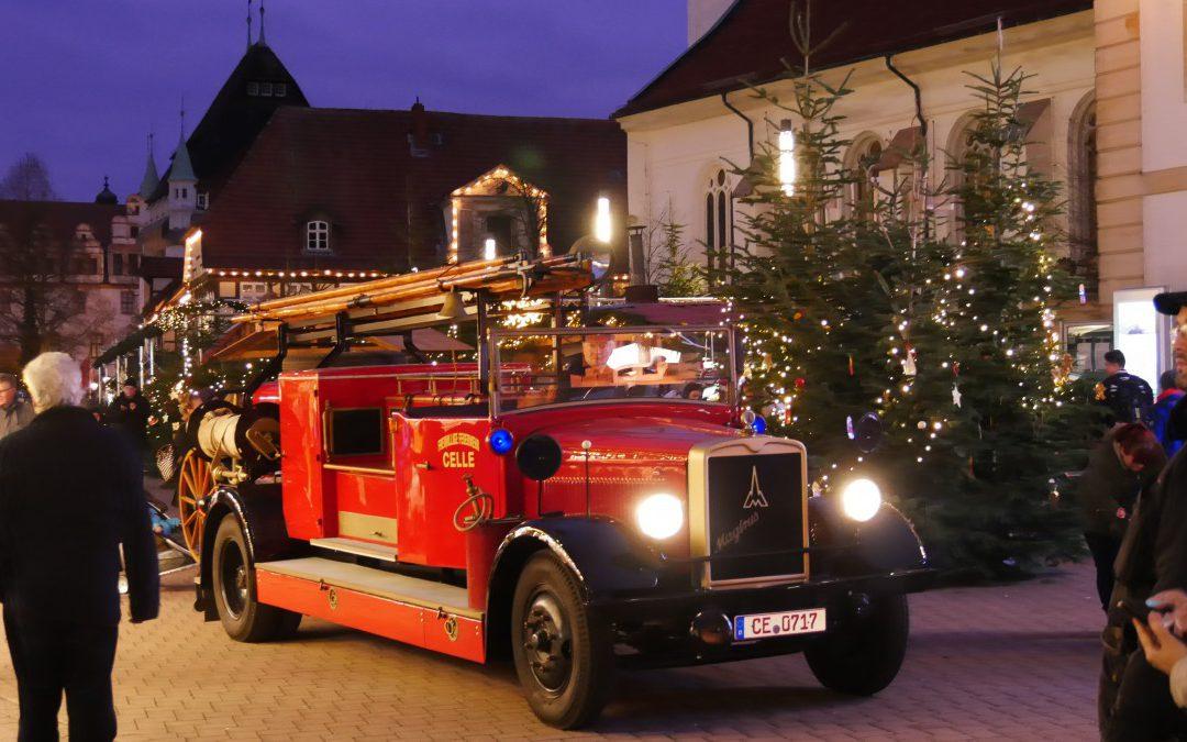 Amtshilfe für den Nikolaus!