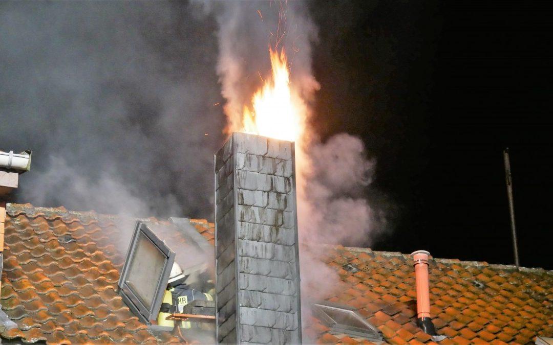 Schornsteinbrand