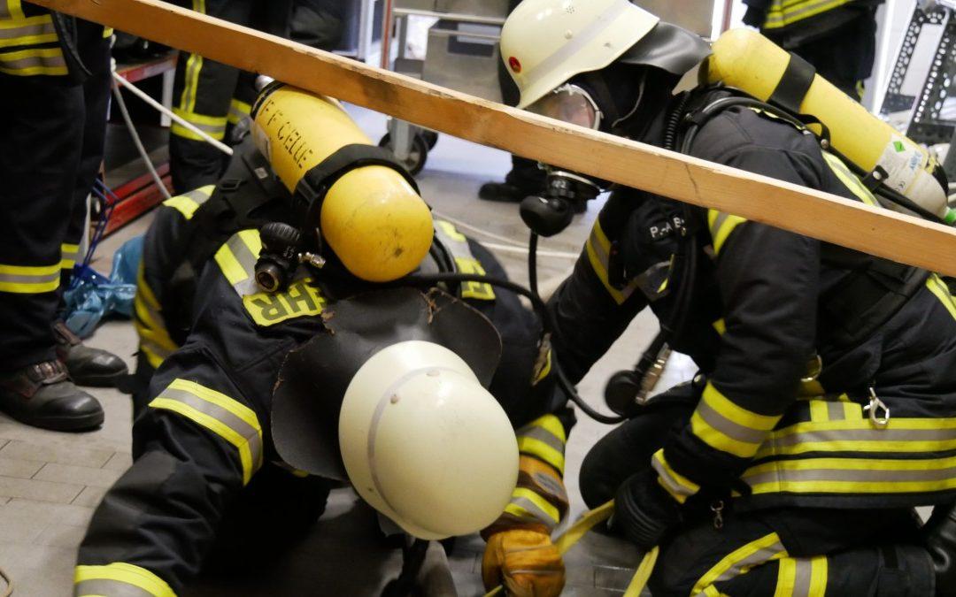 Aufbaulehrgang für Atemschutzgeräteträger