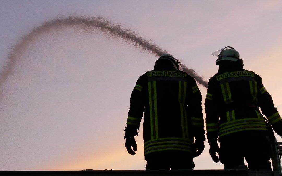 Feuerwehren üben gemeinsam in Westercelle