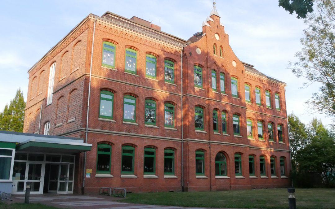 HURRA – Die Schule brennt! Übung in Blumläger Grundschule *Video*