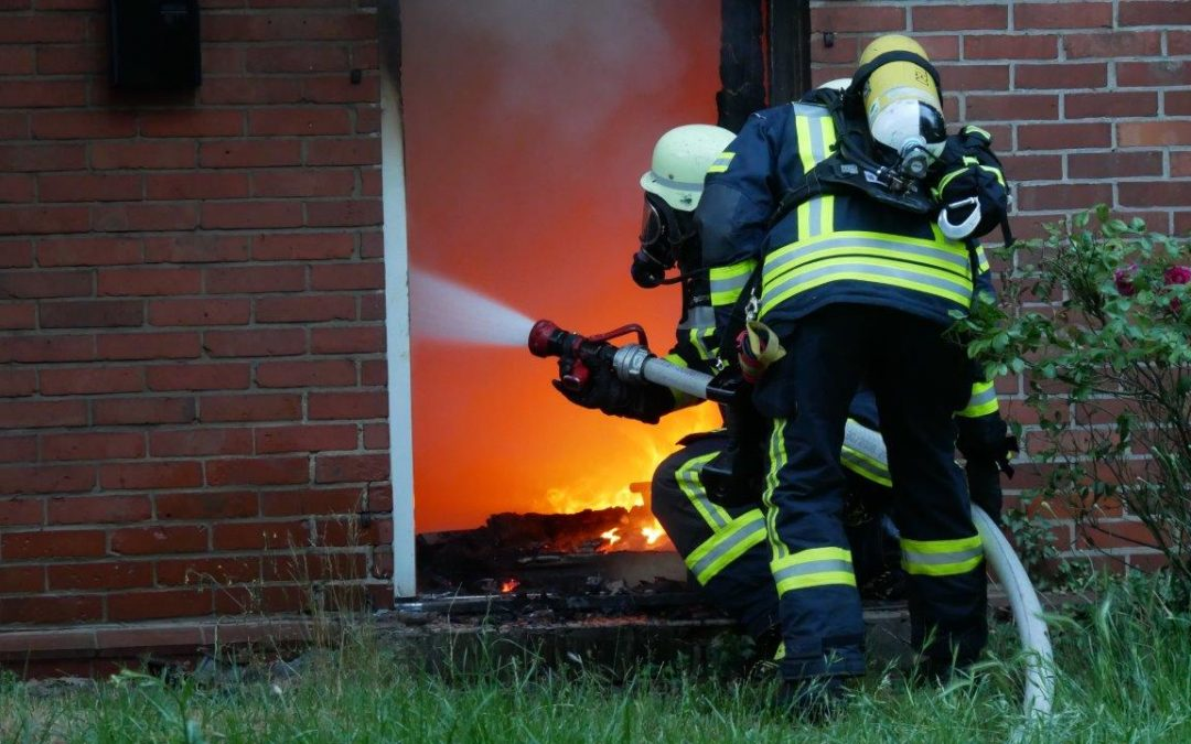 Wohnungsbrand *Video*