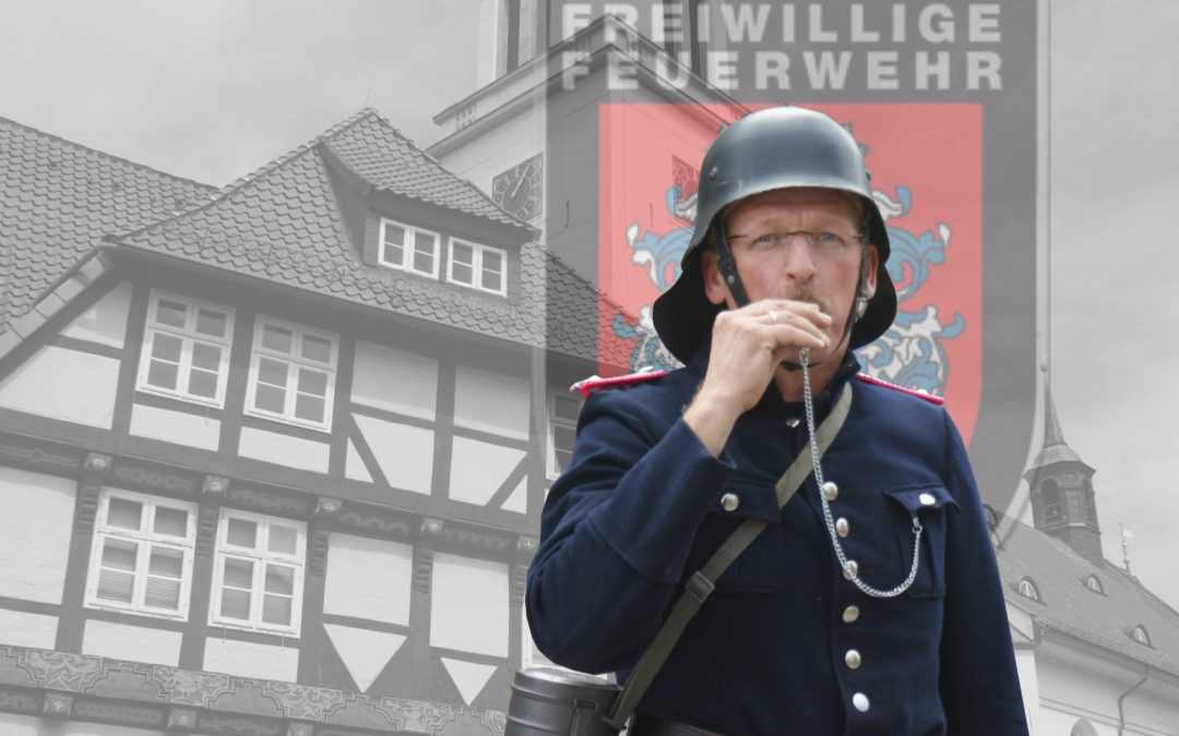 Historische Einsatzvorführung