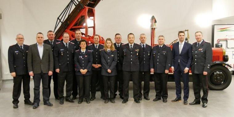Mitgliederversammlung der Ortsfeuerwehr Celle-Hauptwache
