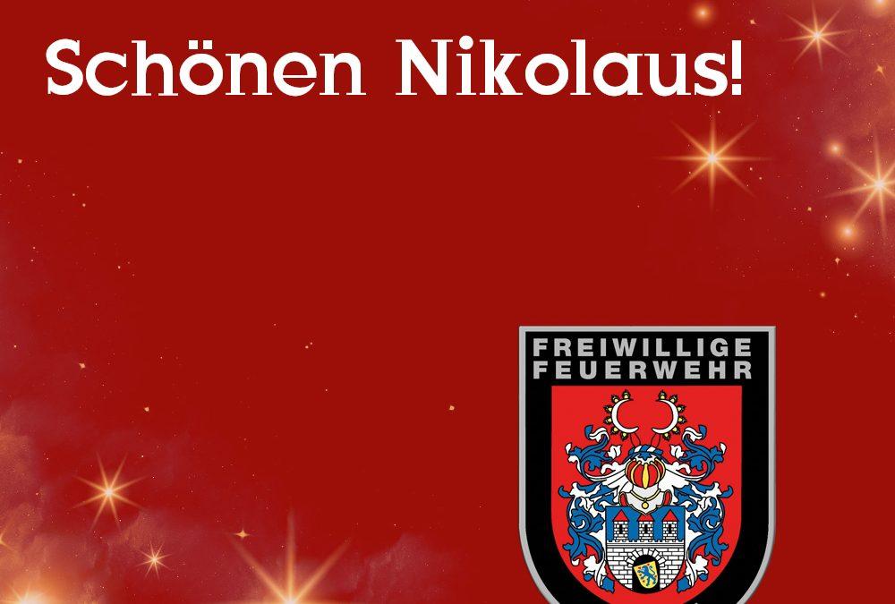 Schönen Nikolaus
