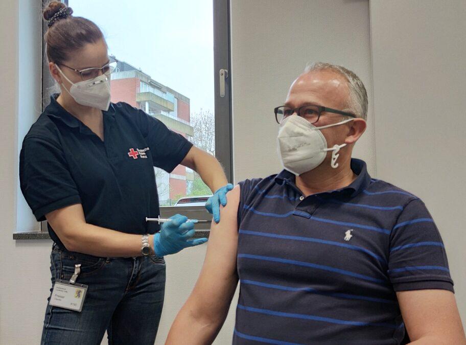 Impfung gegen Corona!