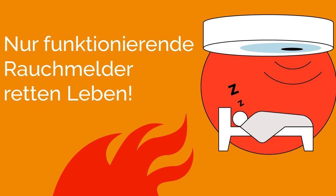 Freitag der 13. – Rauchmerlder-Tag