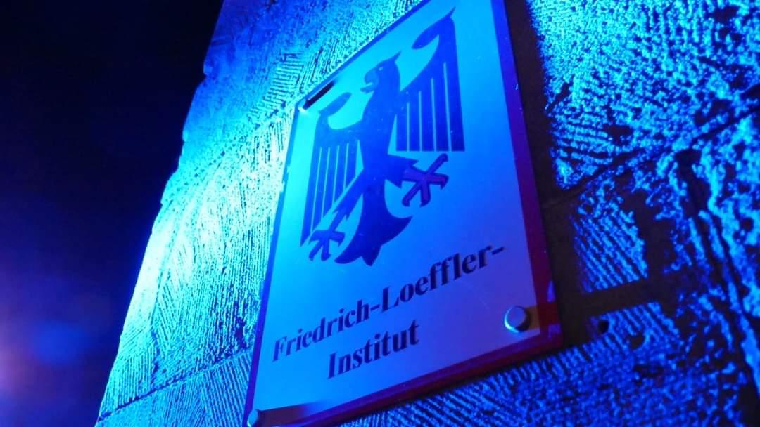 Einsatzübung im Friedrich-Loeffler-Institut