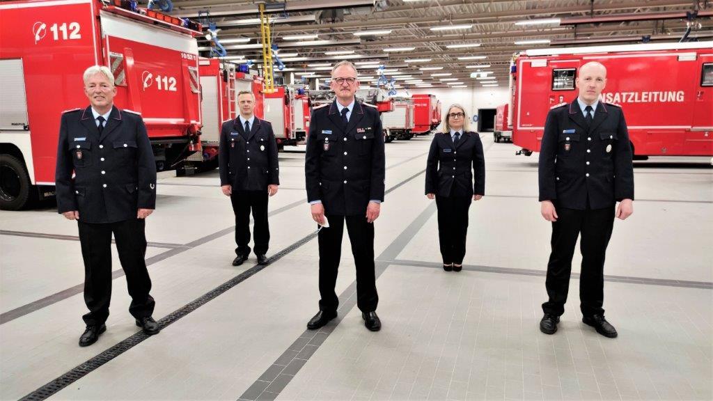 Führungswechsel bei der Ortsfeuerwehr Altencelle – Mitgliederversammlung mit Wahlen zum Ortskommando